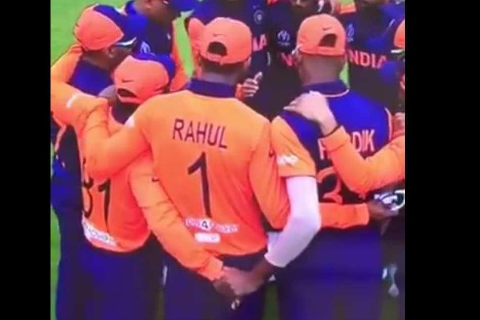Hardik Pandya And Kedar Jadhav Controversial Movements Before Wc Match