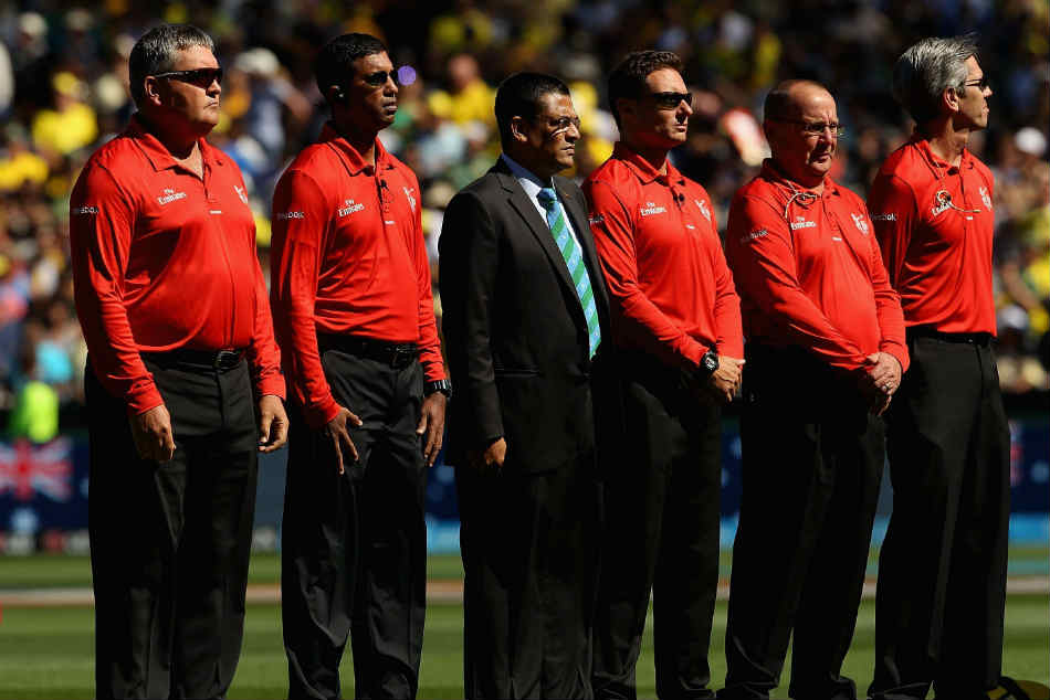 Icc Cricket World Cup 2019 19 Wrong Umpiring Decisions In World Cup