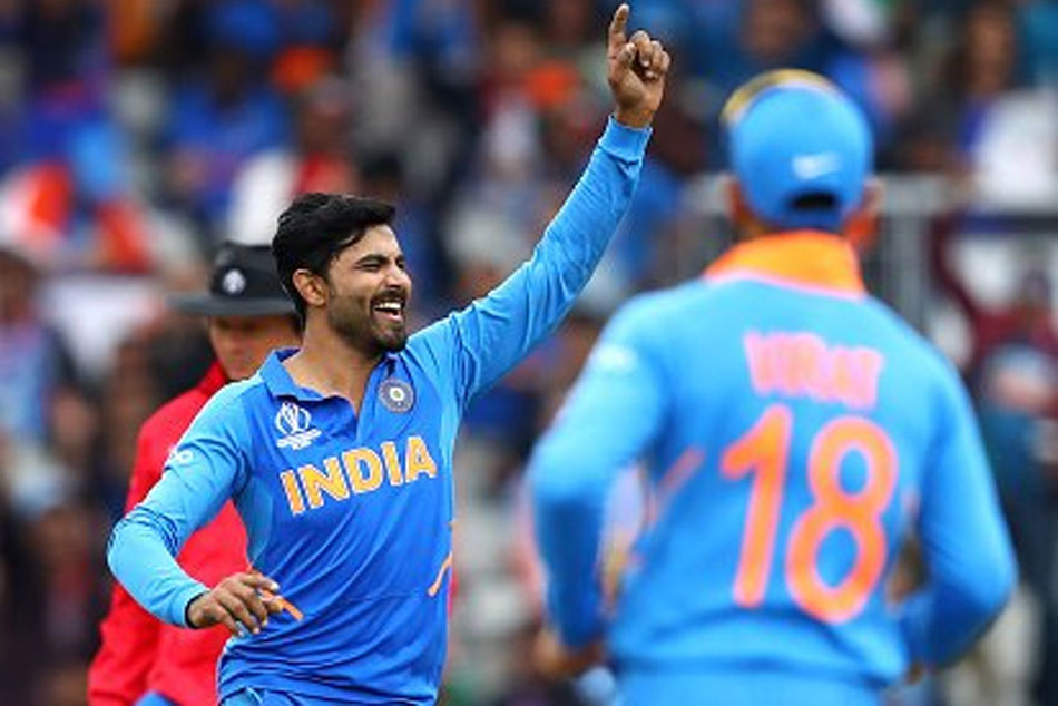 CWC 19, India vs New Zealand 1st Semi-Final: Ravindra Jadeja complets 25th over in 91 seconds
