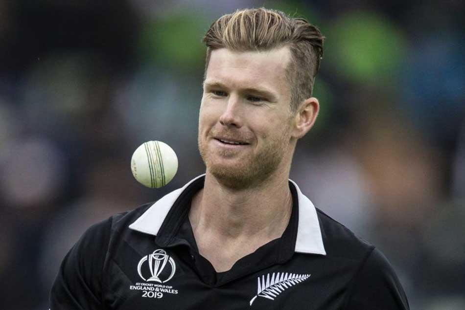 Icc Cricket World Cup 2019 New Zealand Vs England Kids Dont Take Up Sport Says Jemes Neesham