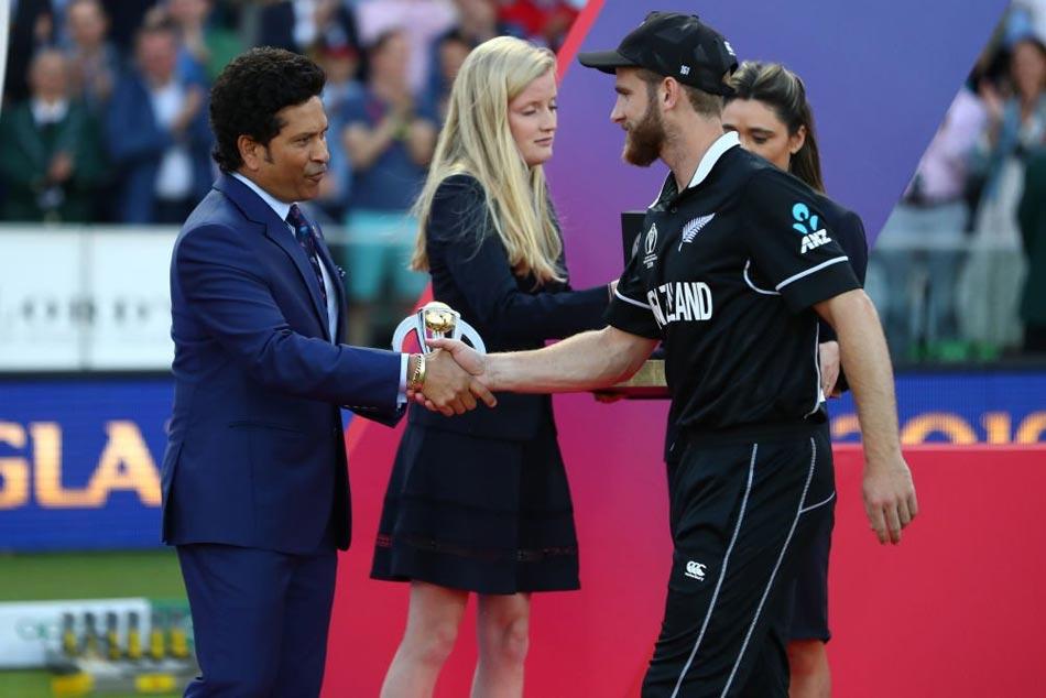 You Had A Great World Cup Sachin Tendulkar Told Kane Williamson After Final Loss