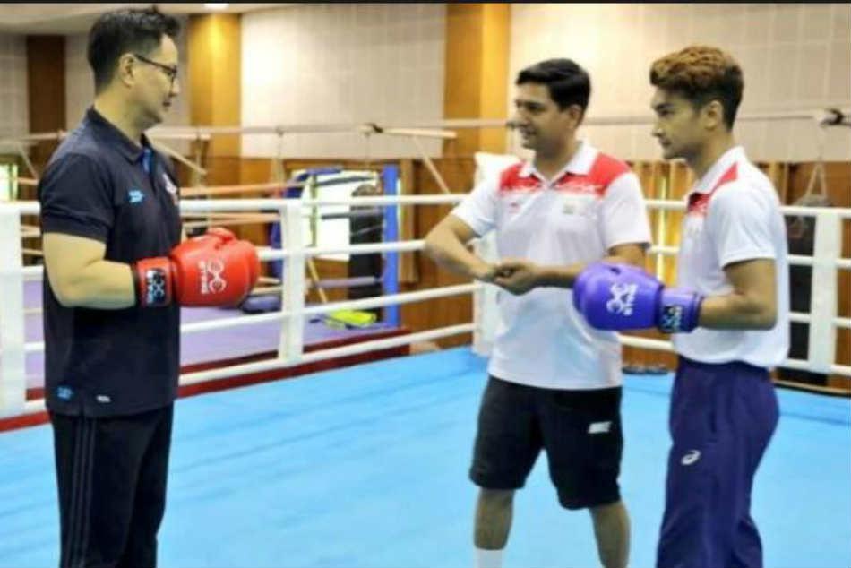 India Will Perform Better At Tokyo Olympics Kiren Rijiju