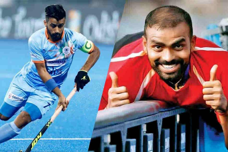 India Rest Skipper Manpreet Sreejesh For Tokyo Olympics Hockey Test Event