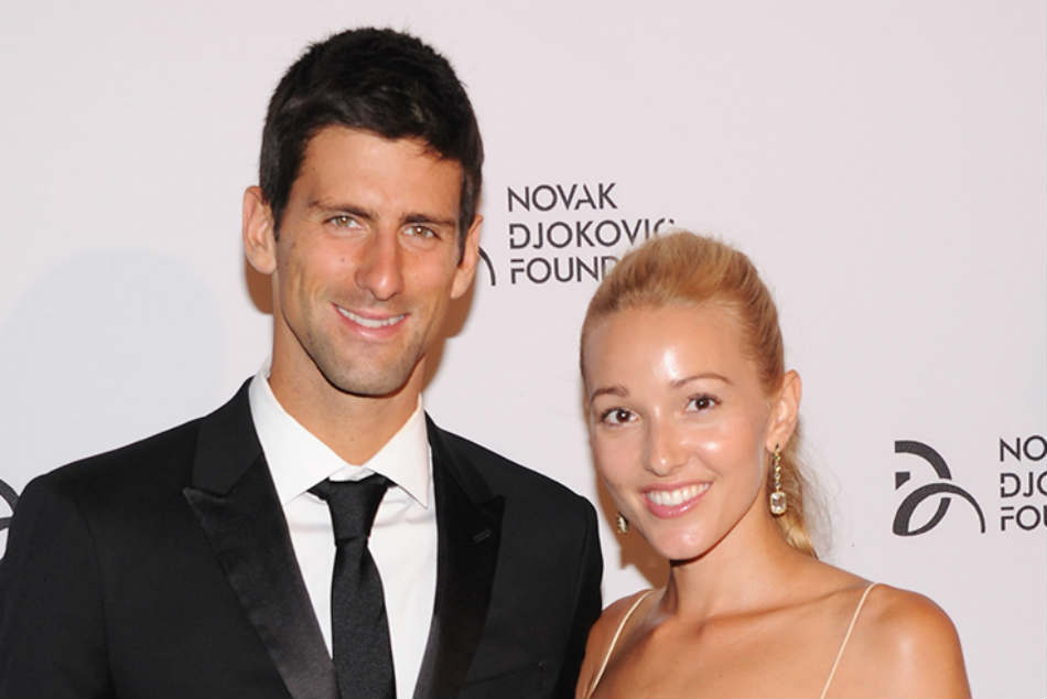 Watch: Novak Djokovic and wife Jelena sing a Croatian song with klapa group from Korcula island