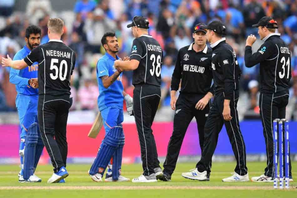 India vs New Zealand Semi Final: Ravindra Jadeja, MS Dhoni half Centurys vain as New Zealand beat India to enter final