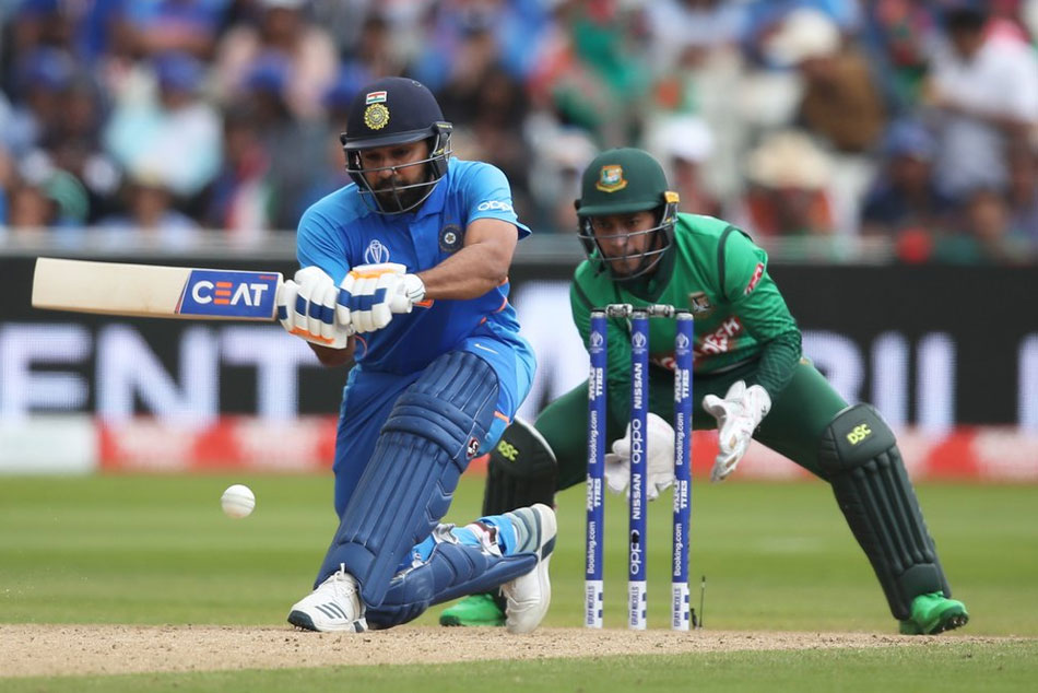 ICC Cricket World Cup 2019: Rohit Sharma first Indian to reach 1000-run mark in 2019