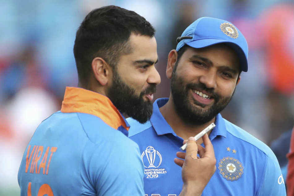 Kohli For Tests Rohit For Shorter Formats Bcci To Adopt Split Captaincy
