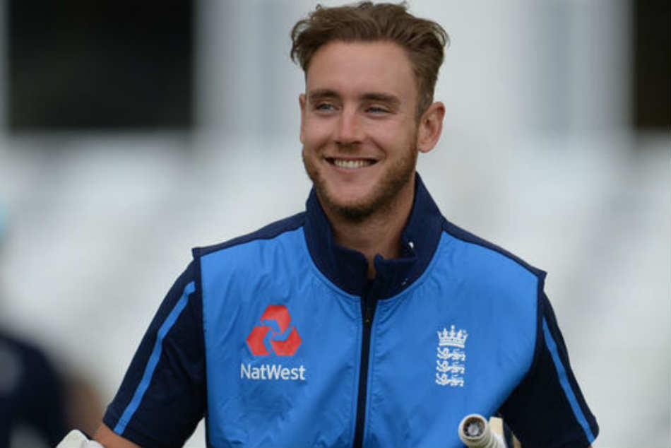 Icc Cricket World Cup 2019 Stuart Broad Jumping In Joy As Overthrow Ravichandran Ashwin
