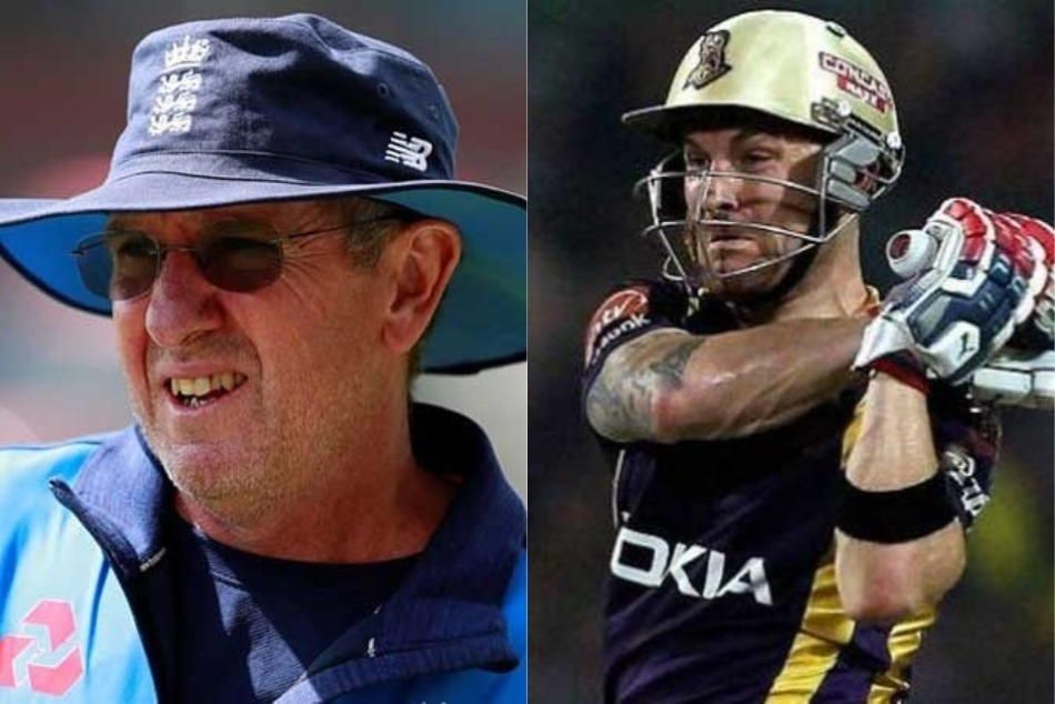 Kkr Rope In England S World Cup Winning Coach And Brendon Mccullum For Next Ipl