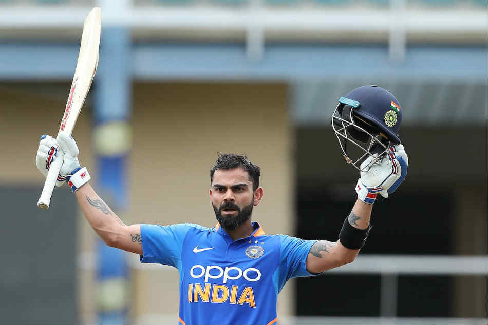 Fans trolled ICC: ICC changed Cover Pic After Virat Kohli Record-Breaking 42nd ODI Century