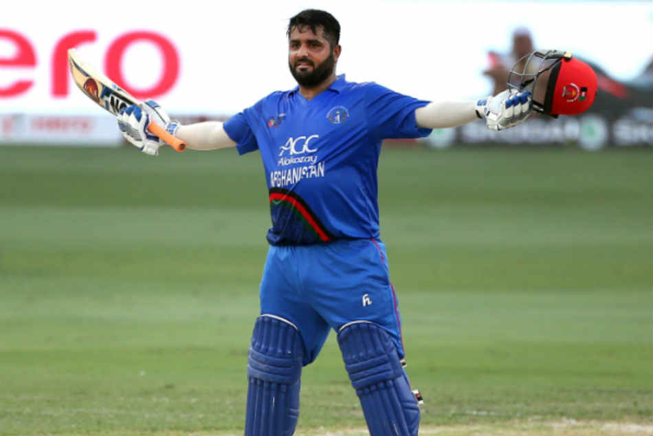 Afghanistan cricket Board suspends Mohammad Shahzad from all forms of cricket for One Year