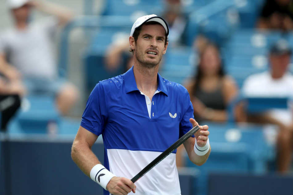 Andy Murray Loses First Singles Game Since Hip Surgery Confirms He Wont Play Singles At Us Open
