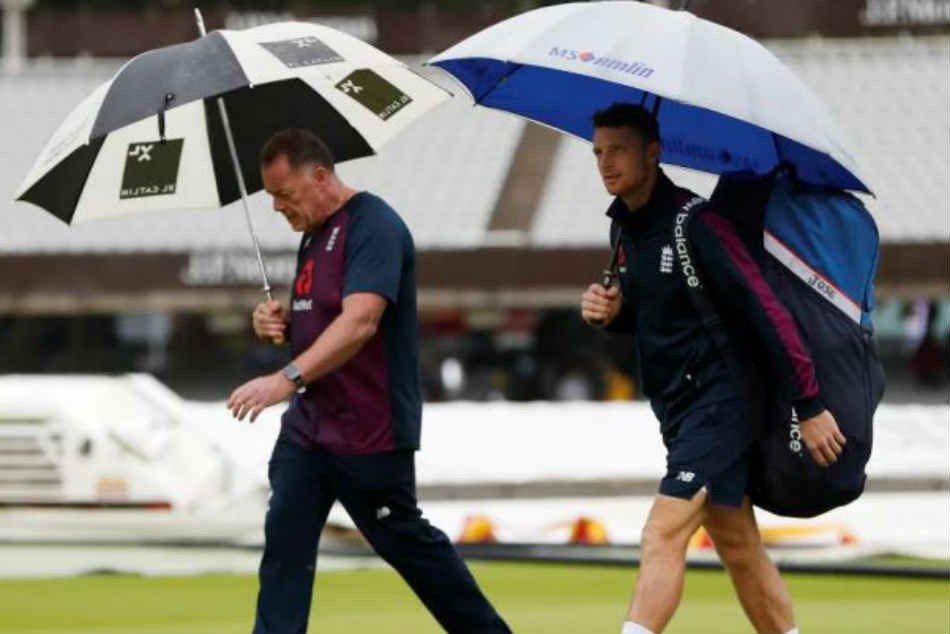 England vs Australia Ashes 2019 Live Score 2nd Test Day 1: First session at Lords washed out