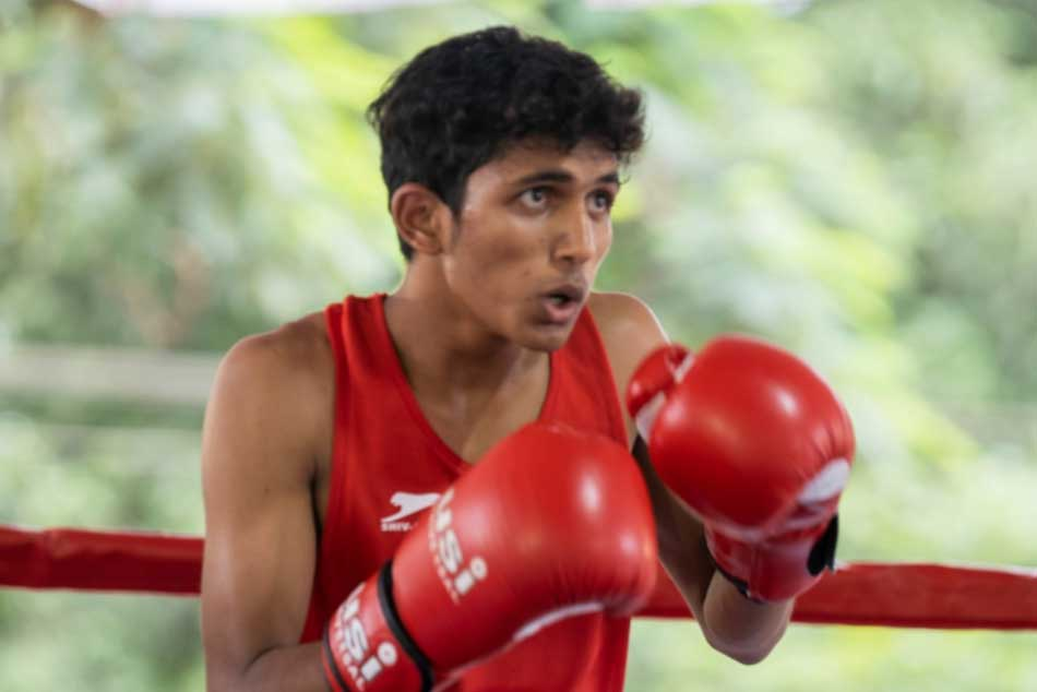 Karnataka Floods Boxer Swims 2 5 Km In Floodwater For Championship Wins Silver