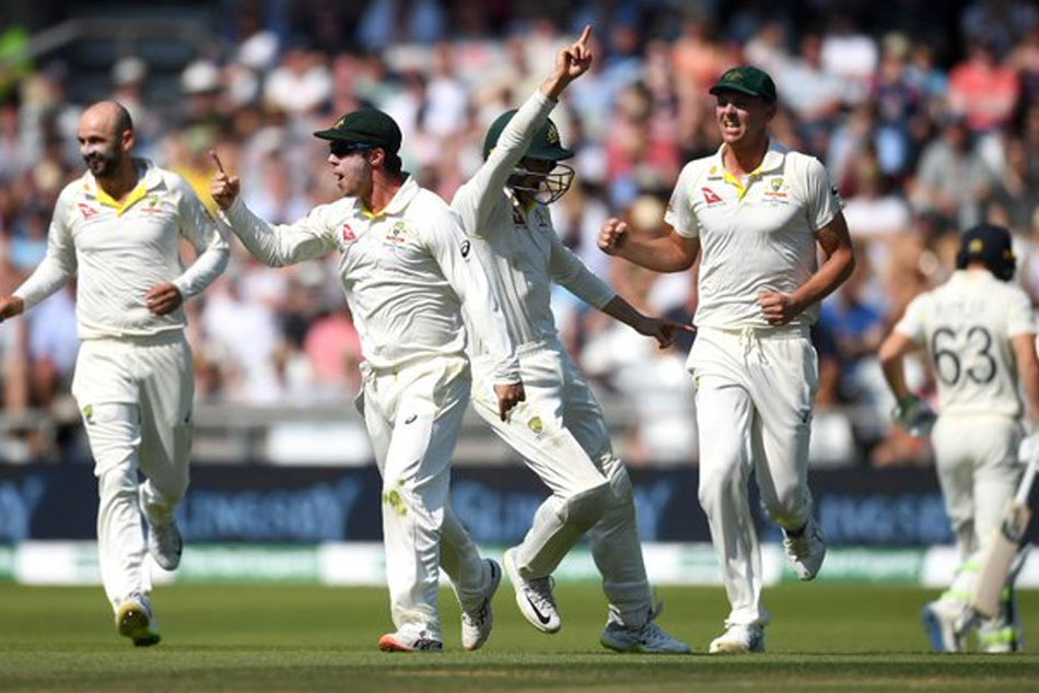 Ashes 2019 David Warner Takes Super Catch To Dismiss Joe Root