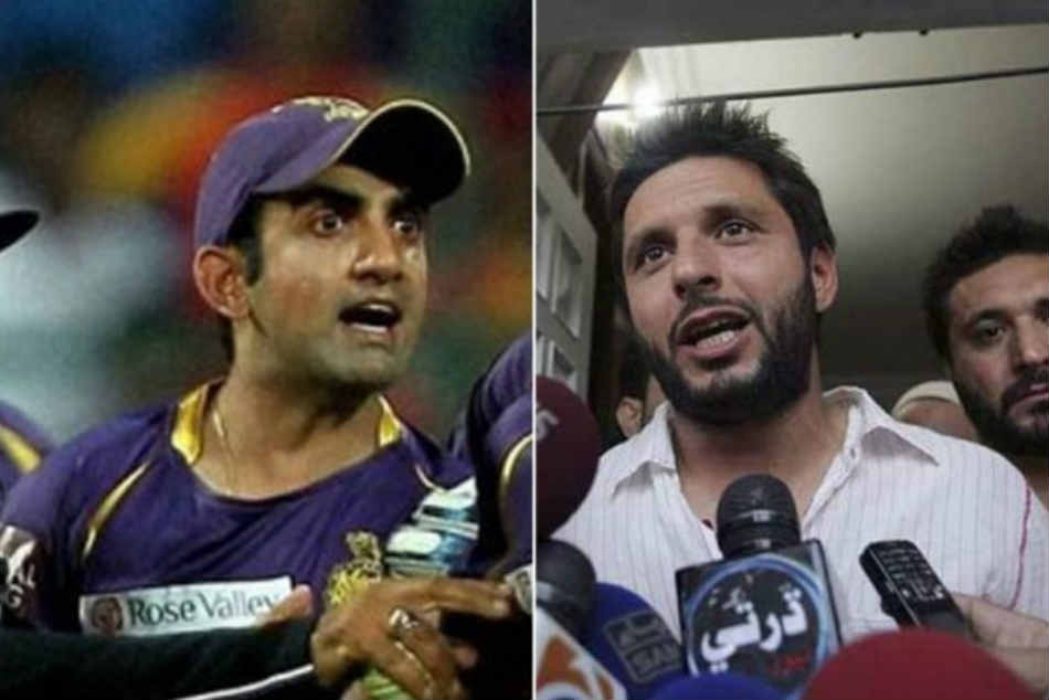 Gautam Gambhir says Afridi 'spot on', all crimes against humanity taking place in PoK