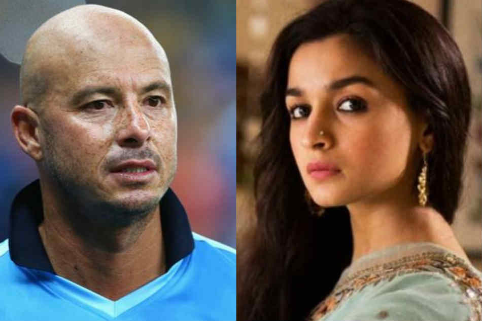 Herschelle Gibbs doesn't know who Alia Bhatt is; she later responds