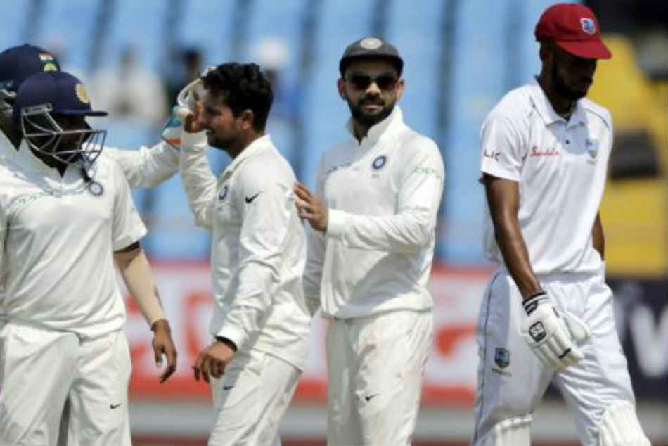 West Indies vs India: West Indies bowled out for their lowest Test score against India