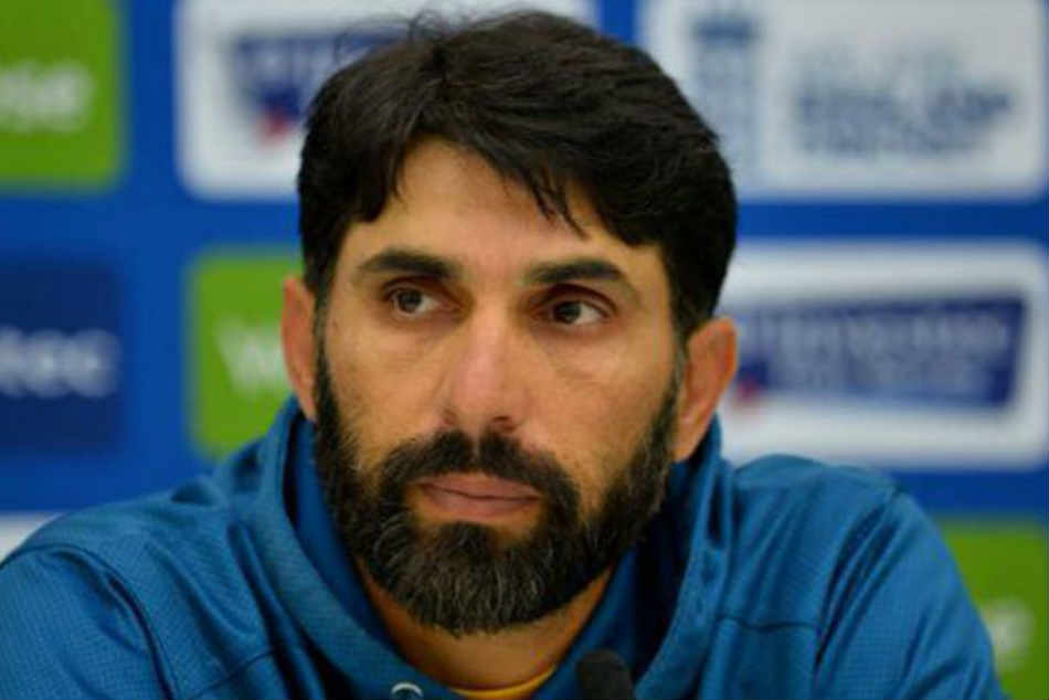 Pakistan Cricket Board keen on appointing Misbah-ul-Haq as Pakistans coach and chief selector