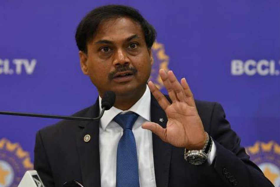No point shortlisting Jonty Rhodes if he isnt first choice, MSK Prasad makes it clear