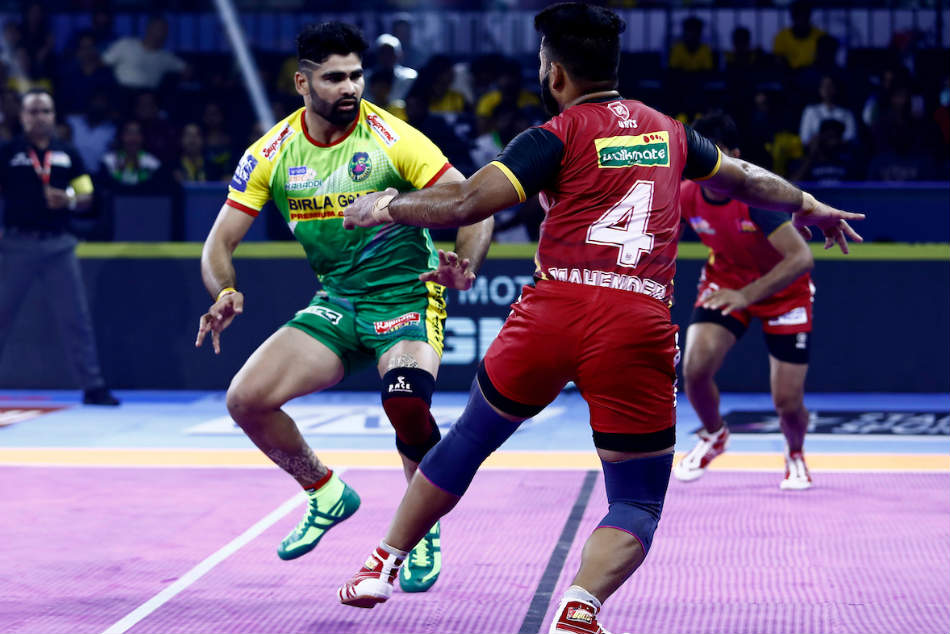 Pro Kabaddi 2019 Record Breaker Pardeep Narwal Adds Another Feather To His Cap