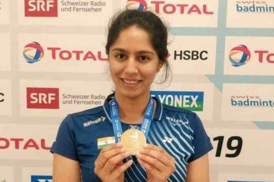 India S Manasi Joshi Bags Her Maiden Gold At Para Badminton World Championships