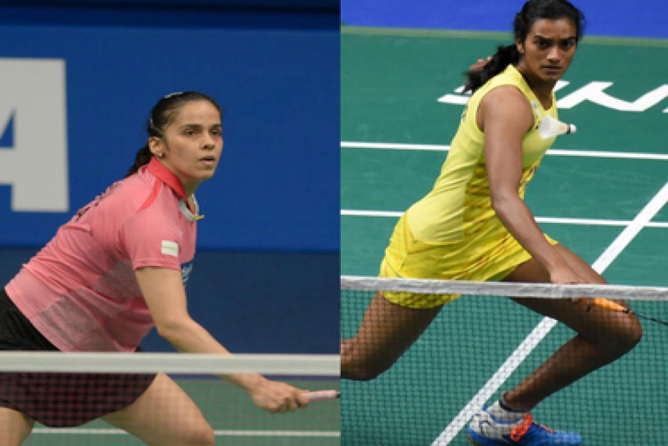 Saina Nehwal Pv Sindhu Enters Pre Quarters Srikanth Survives In Badminton World Championships