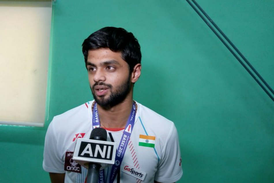 My Main Target Is To Qualify For Olympics Says Sai Praneeth
