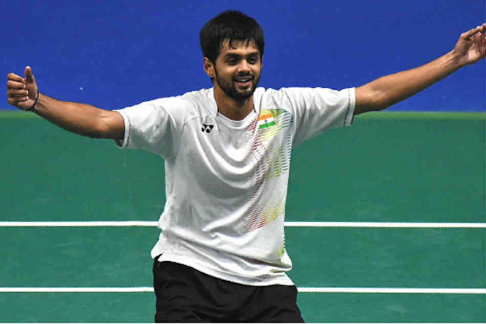 B Sai Praneeth Creates History Becomes First Indian Male Shuttler To Win World Championships Medal