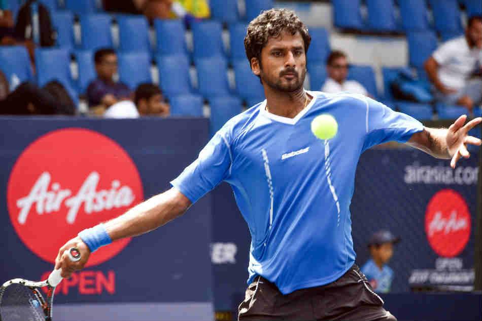 Saketh Myneni Returns To Indian Davis Cup Team For Pakistan Tie