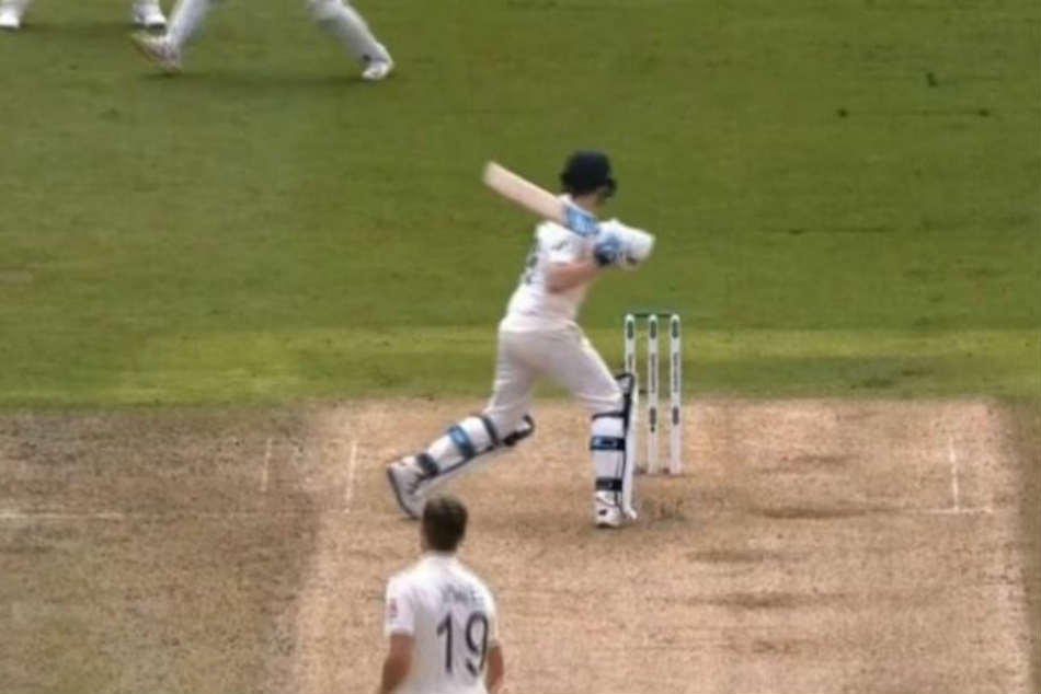 WATCH: Steve Smith's hilarious 'leaving the ball' compilation vs England at Lord's goes viral