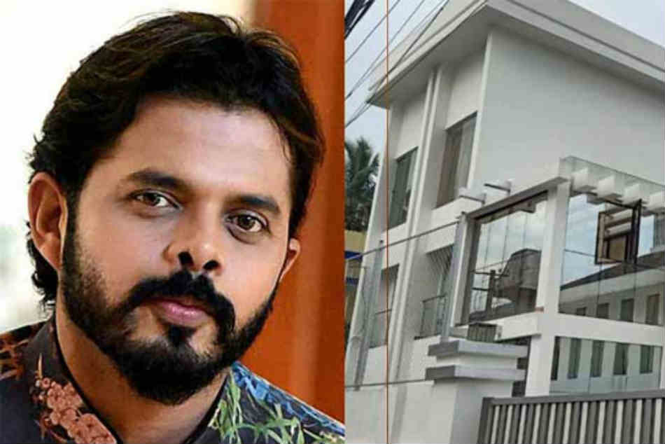 Kochi Fire Breaks Out At Cricketer Sreesanth S House No Injuries Reported