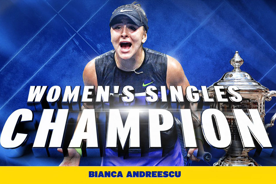 Us Open 2019 Bianca Andreescu Beats Serena Williams To Win Title