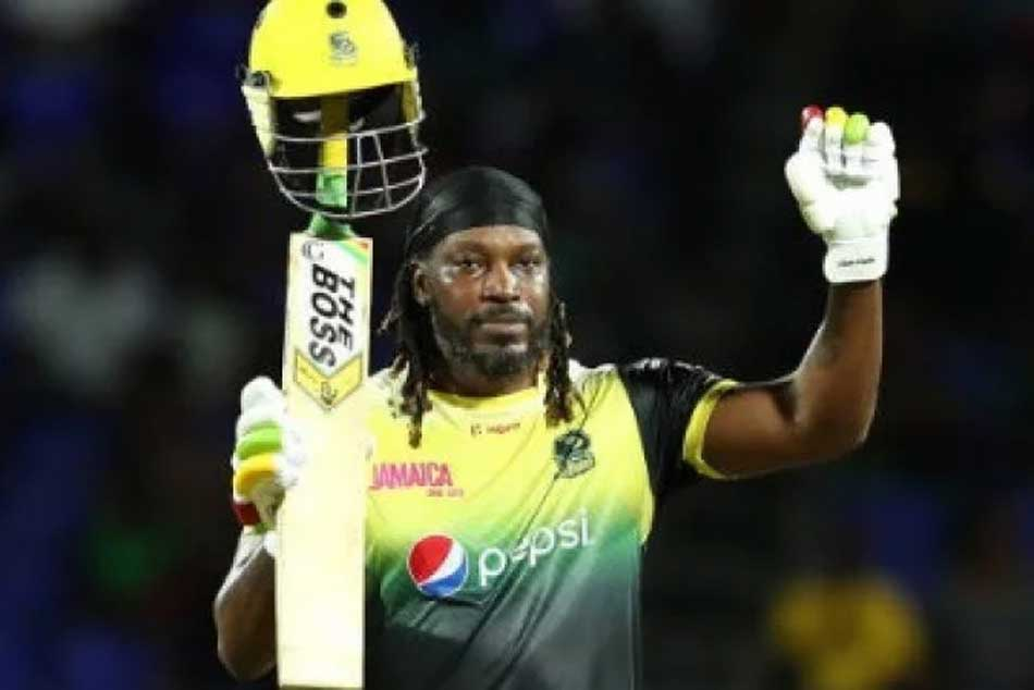 CPL 2019: Stats - Chris Gayle becomes first player to reach 13,000 runs in T20 cricket