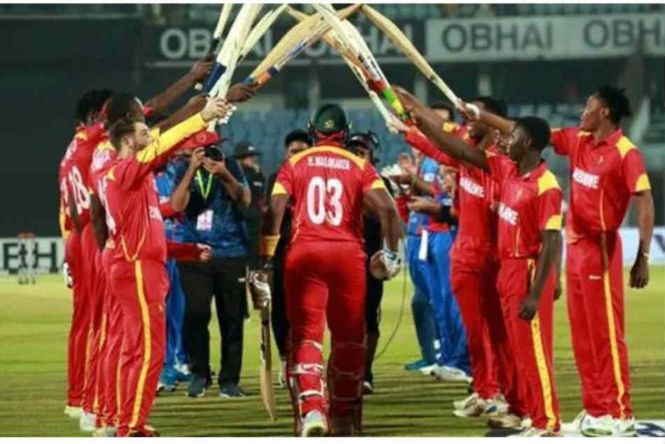Zimbabwe's Hamilton Masakadza breaks all-time T20I record in his farewell international game