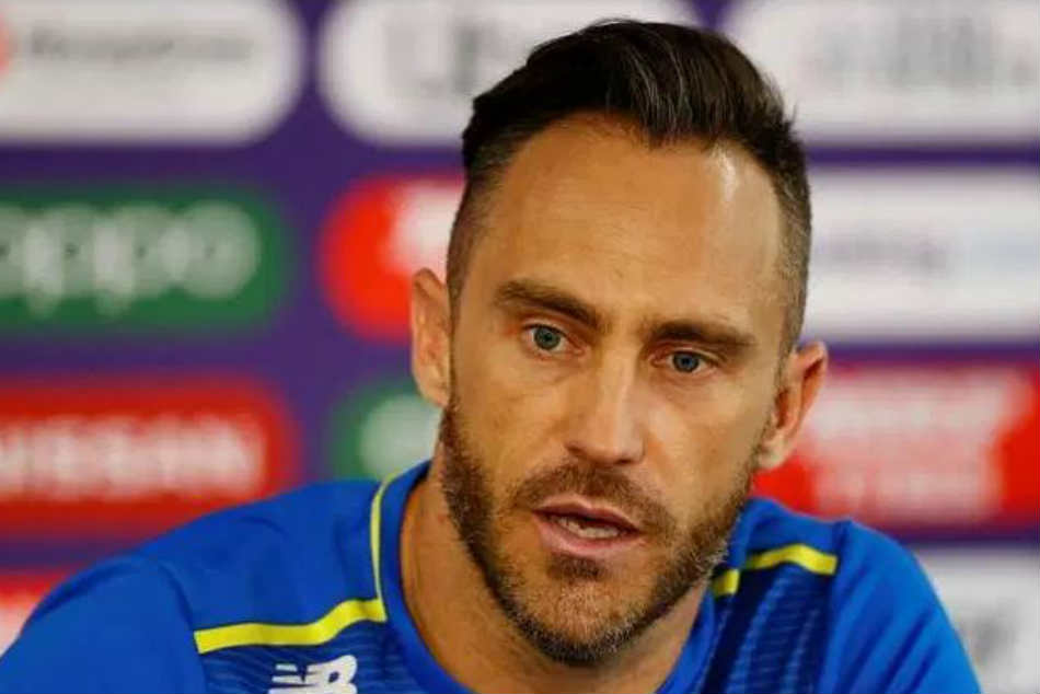 Faf du Plessis slammed British Airways for one of his worst flying experiences
