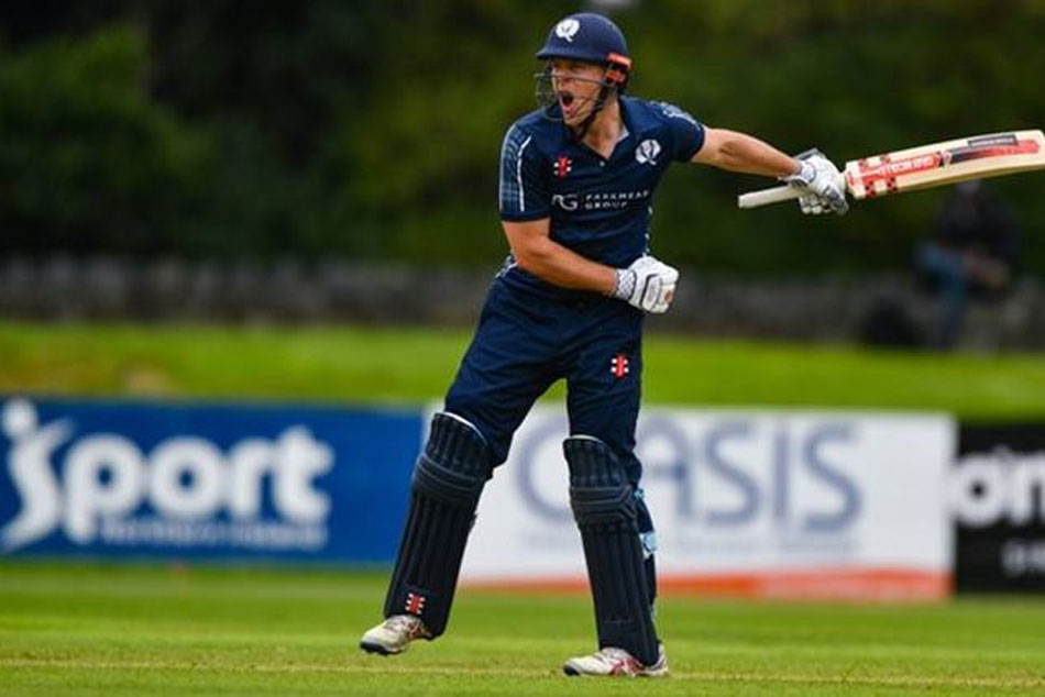 Scotland vs Netherlands T20I: George Munsey slammed an astonishing 127 not out off just 56 balls