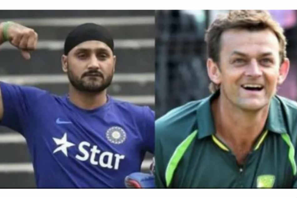 Always crying: Harbhajan Singh slams Adam Gilchrist over DRS excuse