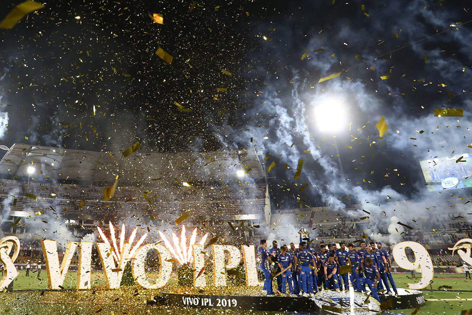 IPL brand value increse 13.5% to reach Rs 47500 crore, MI and CSK on Top