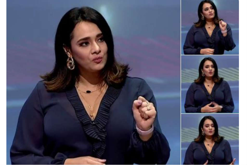 Mayanti Langer trolled by Netizens on social media about her dress goes viral