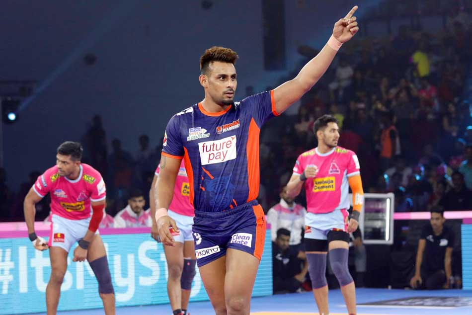 PKL 7: Bengal Warriors beat Jaipur Pink Panthers to qualify for the playoffs