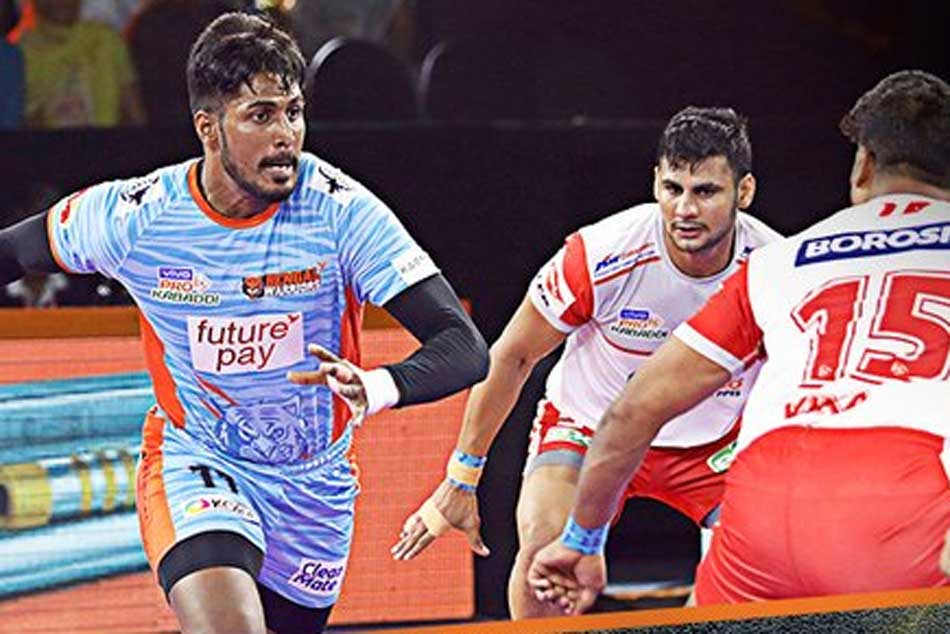 PKL 7: Maninder Singh, Baldev Singh leads from the front as Bengal Warriors beat Haryana Steelers