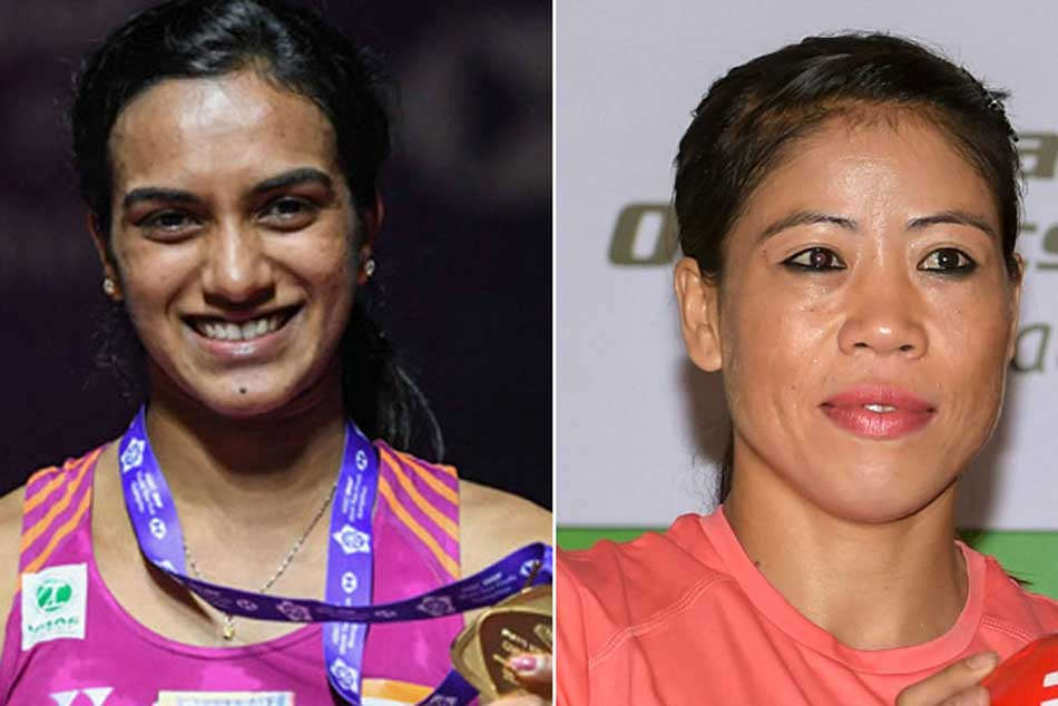Mary Kom Recommended For Padma Vibhushan Pv Sindhu For Padmma Bhushan