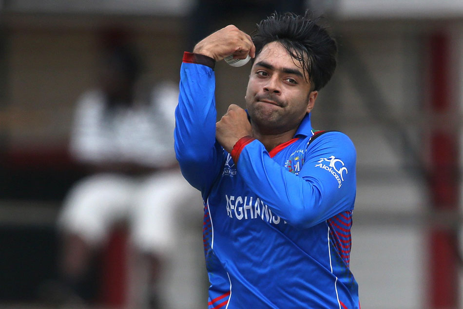 Afghanistan Spinner Rashid Khan Breaks 15Year Old Record to Become Youngest Test Captain