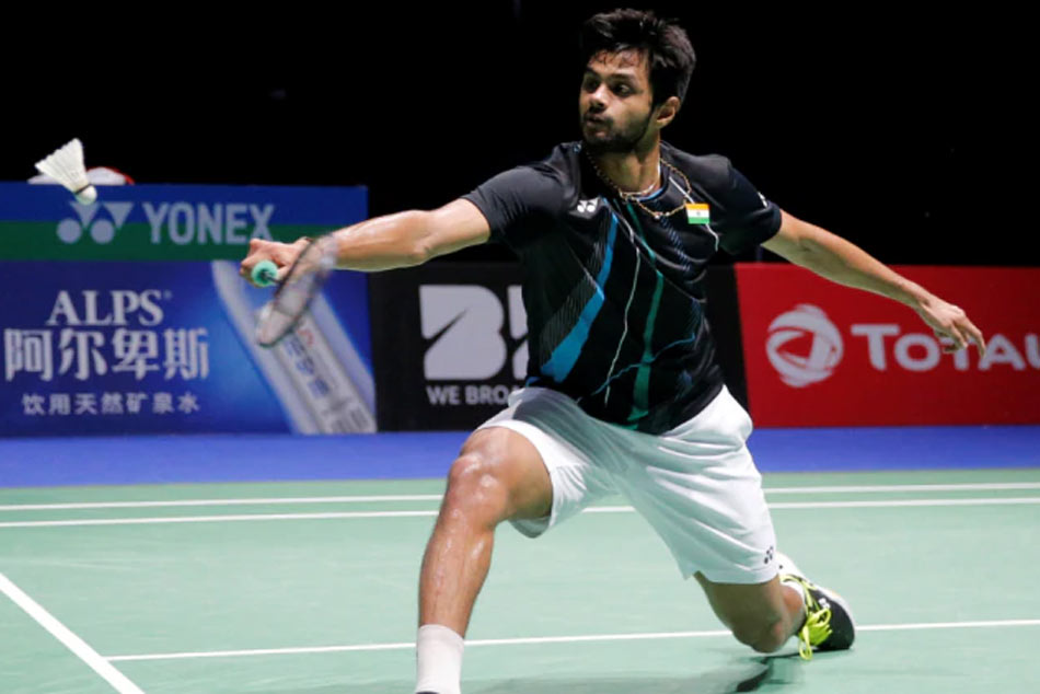 Sai Praneeth crashes out in China Open quarterfinals