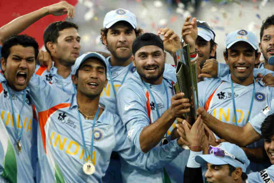 12 years ago on September 24, Team India lifted the inaugural World T20 trophy in South Africa