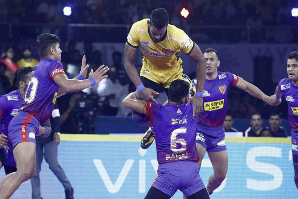 PKL 2019: UP Yoddha continued their ascent in Season 7 standings after a 32-29 win over Bengal Warriors.