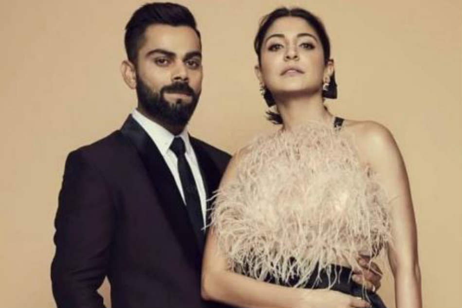 Virat Kohli attends Indian Sports Honours annual ceremony with wife Anushka Sharma