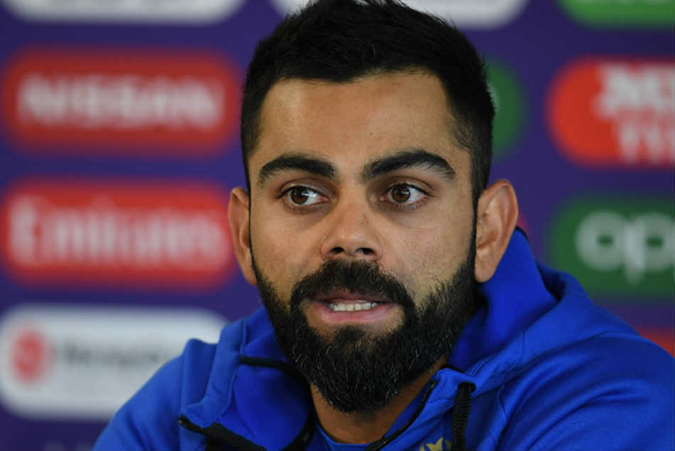 Virat Kohli reveals inspiration behind fitness routine in Indian cricketers