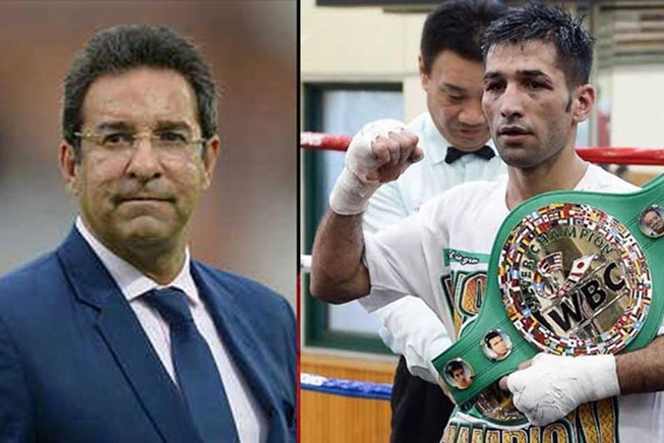 Wasim Akram Reminds Pakistan To Laud Its Unsung Heroes After Mumhammad Waseems Win